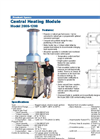 Central Heating Units CHU-1200 - Brochure