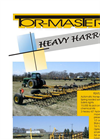 Heavy Harrow Brochure