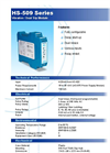 Model HS-509 Series - Single Channel Trip Module Brochure