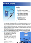 Model HS-620 Series - Compact and Portable Meter Brochure