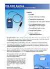 Model HS-630 Series - Compact and Portable Meter Brochure