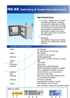 Model HS-SE Series - Painted Grey Multi-Sensor Switch Box  Brochure