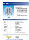 Model HS-BE Series - 2 or 4 Channels Multi-Sensor Connection Box Brochure