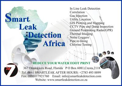 Smart Leak Detection Africa