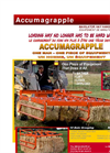 Accumagraple Bale Mover- Brochure