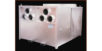 Model DHD 8000 and DHD 18000 - Marine Dehumidifier Dryers