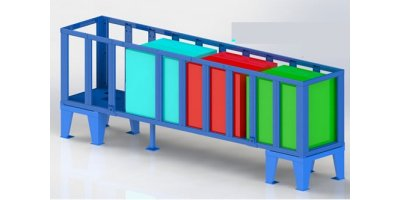Blubox - Flat Panel Display Recycling Plant