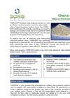 OMNI-KAP - Hazardous Waste Solidification Powder Datasheet