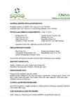 OMNI-KAP - Hazardous Waste Solidification Powder MSDS