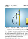 Model EM-Tipped - Jet-Probe Datasheet