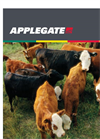Applegate Brochure