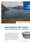 Vónin Net Cages for the Aquaculture Industry Brochure