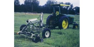 Kosch - Model MDP.HYD.16 & MDP.HYD.18 - Trailblazer Hydro Pitman Less Double Bar Mower