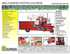 AgriNomix - Model DPM 13 - Nursery Potting Machine - Brochure
