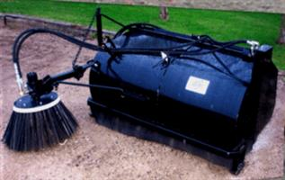 Smyth Welding - Model 13471343 - Collection Bucket Sweepers