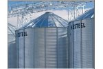 Westeel - Commercial Storage Hopper Grain Bins