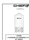 Model CHT 5 - Commercial Hopper Tanks Brochure