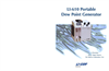 LI-COR - Model LI-610 - Portable Dew Point Generator - Brochure