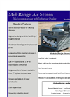 Bench Industries - Mid-Range Air Screen Grain Cleaner - Brochure