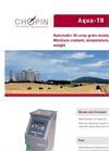 Model Aqua-TR - Automatic Moisture Meter Brochure