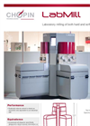 LabMill - Laboratory Milling Analyzer Brochure