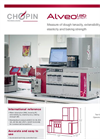 AlveoLAB - Measures Analyzer Brochure