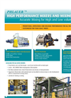 Phlauer - High Performance Mixers and Mixing Systems Datasheet