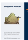 Swing Spout Distributor System Brochure