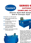 Gamet 6400 Bulk Sampler Brochure