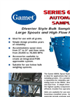 Gamet 6800L Bulk Sampler Brochure