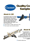 Gamet B-310 Quality Control Sampler Brochure