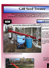 G40 Seed Treater - Brochure
