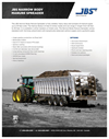 JBS - Narrow Body Manure Spreader - Brochure
