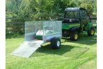 Model 5x3 - Groundcare Trailers