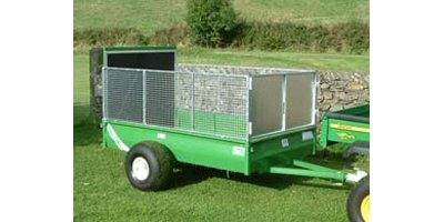Large Groundcare Trailer
