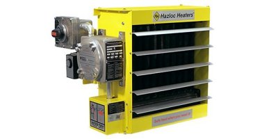Hazloc - Model XEU1 Series - Explosion-proof Electric Unit Heater