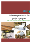 Polymer Products for Pulp & Paper Catalogues
