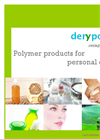 Derypol - Polymer Products for Personal Care Catalogues