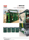 Arrow Farmquip - Model HYD2000V - Hydra Squeeze Vet Crush - Brochure