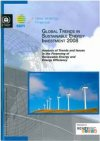 Global Trends in Sustainable Energy Investment Report (2008):