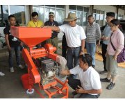 Philippines: IRRI holds Course on becoming Certified Postharvest Trainers