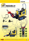 Model FZ 50 - Rootballing Machine Brochure