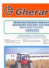 Rotary Cutters Brochure
