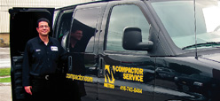 Compactor Service & Repairs