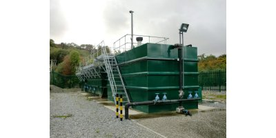 Pollution Control - Package Sewage Treatment Plant