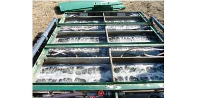 Pollution Control - Lamella Plate Clarifiers & Settlement Tanks