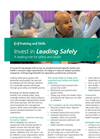 IOSH Leading Safely Training Datasheet
