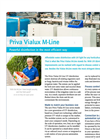 Vialux - Model M-Line - Water Disinfection System with UV Light Brochure
