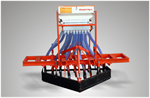 Khedut - Mini Tractor Operated Automatic Seed Drill