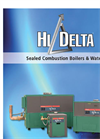 HiDelta - Model H3-HD - Closed Combustion Boilers- Brochure
